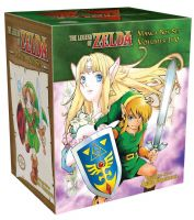 The Legend of Zelda: The Complete 10 Volume Manga Boxed Set